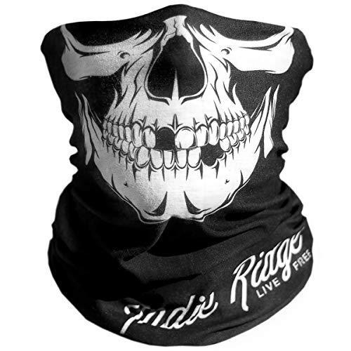 Skull Outdoor Motorcycle Face Mask By Indie Ridge Ski Snowboard Mask Seamless 711830268415 Ebay