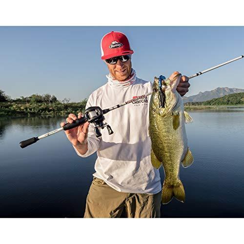 Medium Heavy ... 7 Feet Abu Garcia Catfish Commando Fishing Rod and Reel Combo